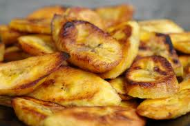 Cooked Sweet Plantains
