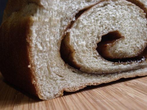 Banana Cinnamon Bread