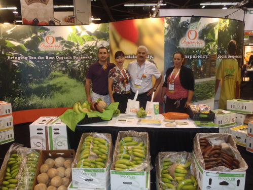 Organics Unlimited Fresh Summit 2012