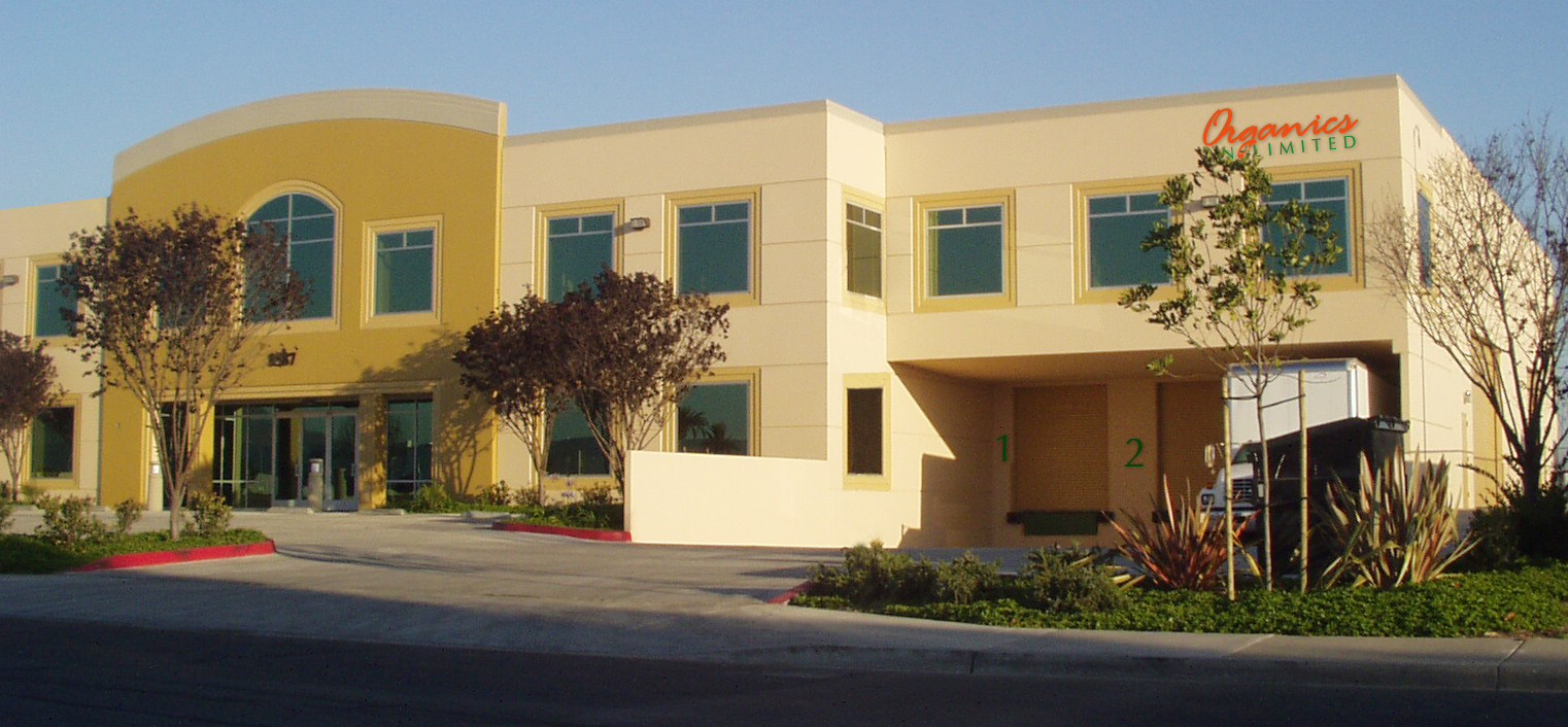 Organics Unlimited Headquarters