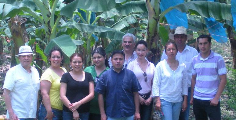 Organics Unlimited Team Photo