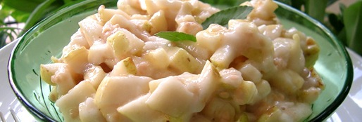 Healthy Recipe Guava Banana Salad
