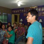 Cristobal entertains