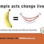GROW by Organics Unlimited POP Change Lives Poster