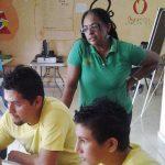 Center Director Julieta