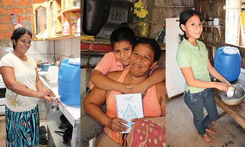 Safe Water Project Testimonials from Children International