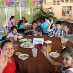 Christmas Fiesta 2013 Feast