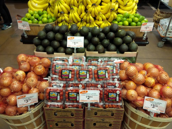 Ashland Food Co-op Display